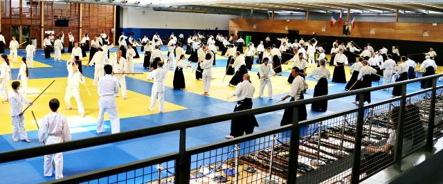 Aïkido Pontarlier photo dojo self-defense 25 arts martiaux accessibles à tous